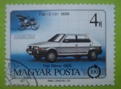 Imaginea #1 a 4 Forint - Fiat 3 1/2 and Fiat Ritmo