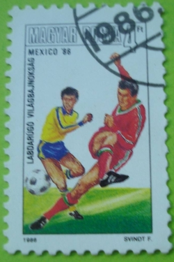 Image #1 of 4 Forint - Mexico 86