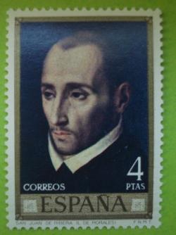 Image #1 of 4 Pesetas - Luis de Morales - San Juan de Ribera