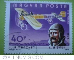 Imaginea #1 a 40 Filler - Louis Bleriot and La Manche