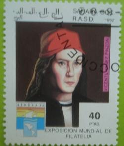 Image #1 of 40 Ptas. 1992 - Vicente Yanez Pinzon