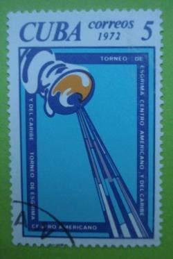 Image #1 of 5 Centavos - Torneo de esgrima centro americano del caribe