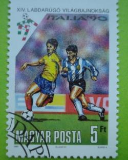 Image #1 of 5 Forint - Italia 90