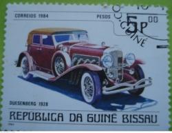 Imaginea #1 a 5 Pesos 1984 - Duesenberg 1928