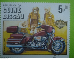 Imaginea #1 a 5 Pesos - Harley Davidson