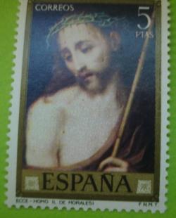 Image #1 of 5 Pesetas - Luis de Morales - Ecce Homo