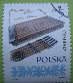 5 Złotych 1984 - Cymbalums from Rzeszów