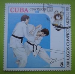 Image #1 of 8 Centavos - Judo