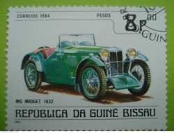 Image #1 of 8 Pesos - MG Midget 1932