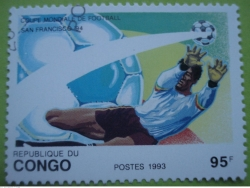 Image #1 of 95 Francs 1993 - FIFA World Cup, San Francisco