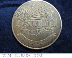 Image #1 of disneyland 45 years of magic 2000