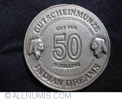 Image #2 of gut fur (good for) 50 schilling indian dreams