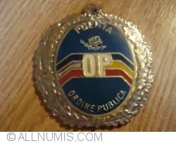 politia comunitara ordine publica