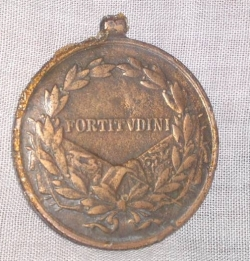 Image #2 of Bravery medal WW1 (Fortitudini), bronze