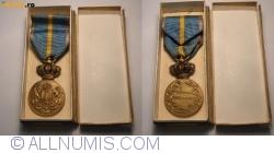 Image #1 of Medalia Serviciul Credincios Clasa a III-a