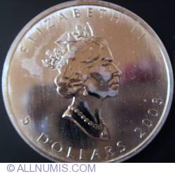 5 Dollars (1Oz.) 2003