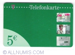 5 Euro - Telefonkarte