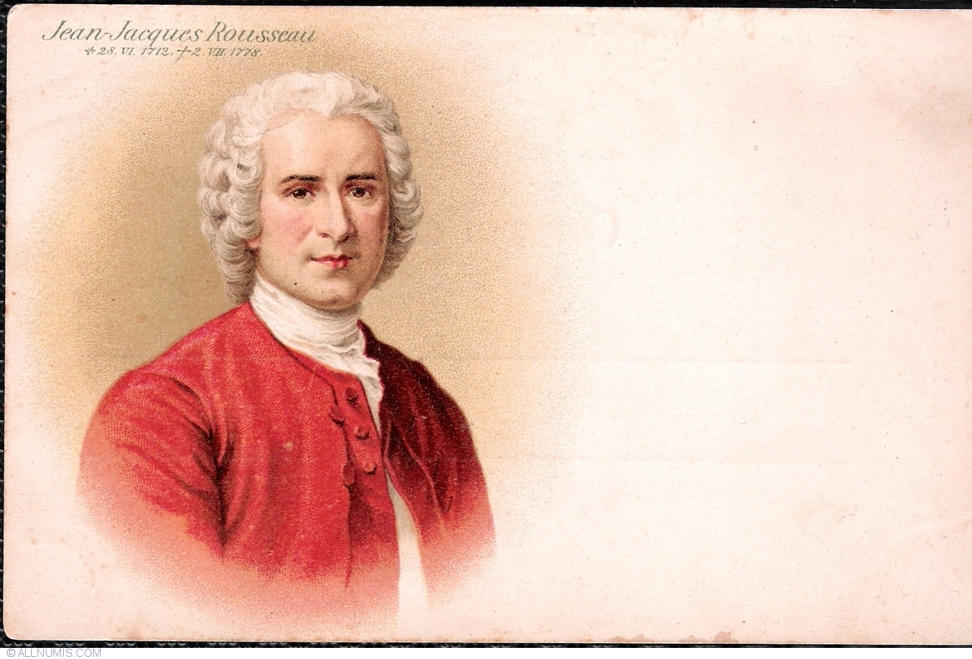 an analysis of the modern man in the philosophy of jean jacques rousseau and kahlil gibran (together making up the heart of modern philosophy) to understand man  analysis makes clear that modern  michel foucault and the freedom of philosophy.