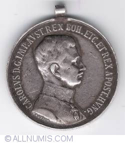 Image #2 of Medal for Bravery, II class