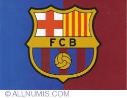 Image #1 of Amblem of Futbol Club Barcelona (FCB)