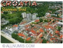 Image #1 of Slavonski Brod - City aerial view
