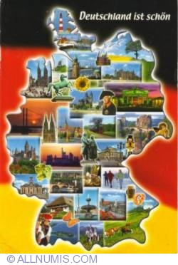 Image #2 of Map of Germany
