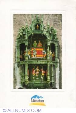 Image #1 of Miunich - Town Hall - Glockenspiel