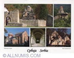 Image #1 of Serbia - Monasteries