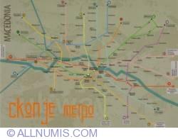 Image #1 of Skopje transportation plan