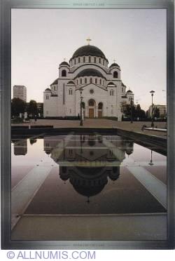 Image #2 of Belgrade - St. Sava's Temple