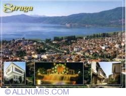 Struga on the Lake Ohrid