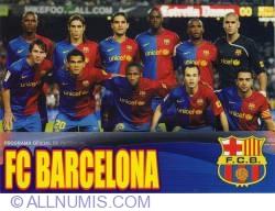 Image #1 of FC Barcelona Team 2010