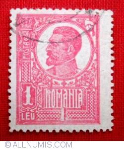 1 Leu - Regele Ferdinand