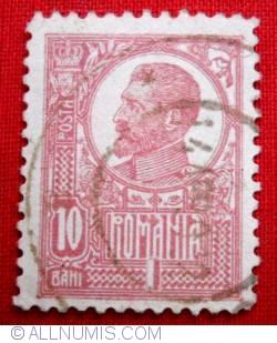 10 bani 1920 - Carol I