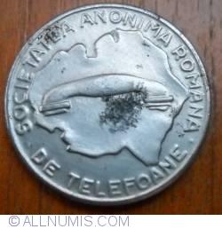 Image #1 of Romanian anonymous telephone company