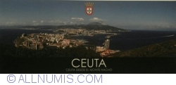 Image #1 of Ceuta - View from Mount Hacho
