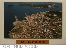 Image #1 of O Grove (Pontevedra) - Aerial view