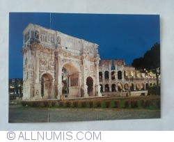 Image #1 of Rome - Arch of Constantine (Il Arco di Constantino)