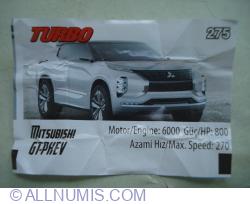 Image #1 of 275 - Mitsubishi GT-PHEV