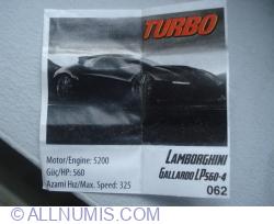 Image #1 of 62 - Lamborghini Gallardo  LP560-4