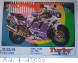 Image #1 of 25 - Suzuki 750 GSX