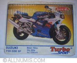 Image #1 of 28 - Suzuki 750 GSR SP