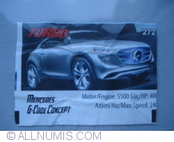 Image #1 of 272 - Mercedes G-Code Concept