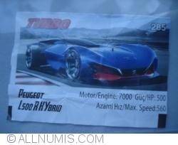 Image #1 of 285 - Peugeot L500 R HYbrid