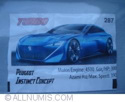 Image #1 of 287 - Peugeot Instinct Concept