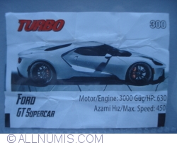 Image #1 of 300 - Ford GT Supercar
