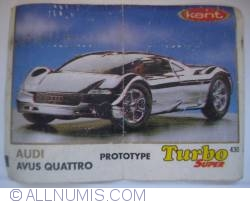 Image #1 of 430 - Audi Avus Quattro Prototype
