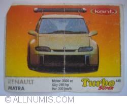 446 - Renault Matra