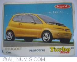 456 - Peugeot  Ion Prototype