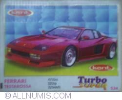 Image #1 of 534 - Ferrari Testarossa